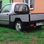 Fiat Seicento pick-up do kupienia za 2 000 złotych