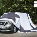 Nissan NV300 – oficjalne zdjęcie kolejnego z dostawczych czworaczków