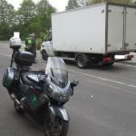 Przeciążone busy z Rumunii – jeden ważył 8,8 a drugi aż 10,4 tony!