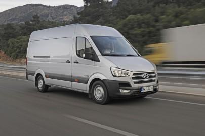 Hyundai H350 z silnikami spełniającymi normę Euro 6