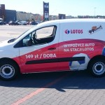 Na stacjach LOTOS wypożyczysz małe auta dostawcze