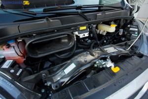 Silnik Peugeota Boxera 2.2 HDi 130 KM ma 16-zaworową głowicę z dwoma wałkami rozrządu, wtrysk Common Rail oraz turbosprężarkę.