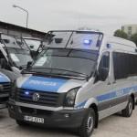 Volkswagen Crafter w służbie krakowskiej policji