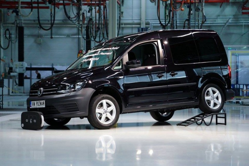 Volkswagen Poznań wyprodukował 2,5 miliona samochodów