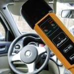 Kierowca Renault Trafic zasnął na autostradzie A4. Miał 3,7 promila