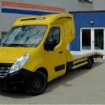 Nowa kabina sypialna Spojkar do lawet na bazie Renault Master