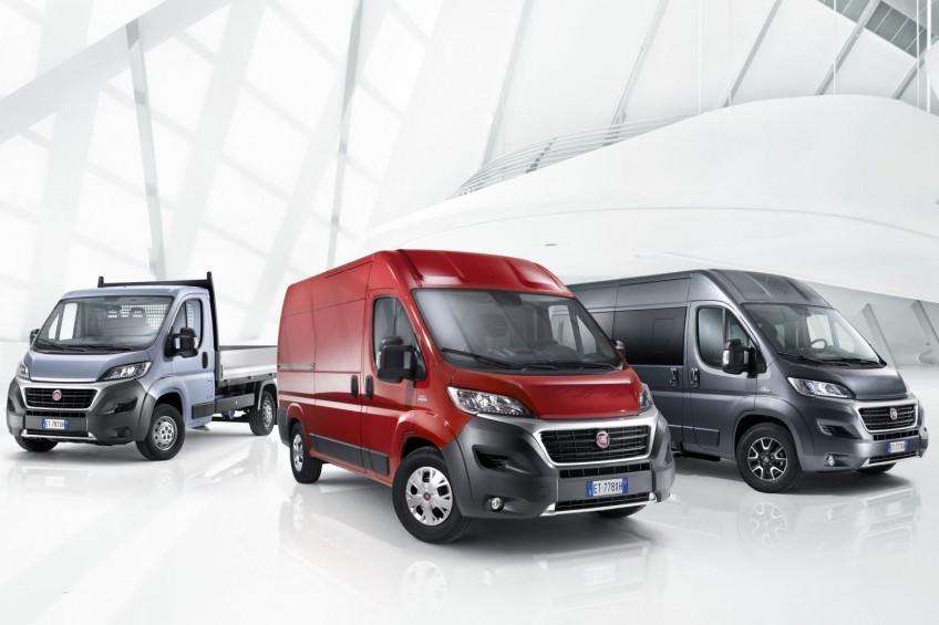 Sprzedaż nowych aut dostawczych do 3,5 tony – lipiec 2016