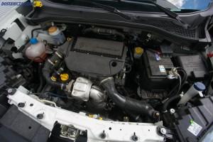 Jednostka 1.3 MultiJet II o mocy 90 KM to oszczędny i odpowiednio dynamiczny silnik.