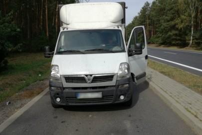 Bus przeładowany, a kierowca bez uprawnień do przewozu zwierząt