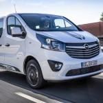 Opel Vivaro Sport – premiera na IAA 2016 w Hanowerze