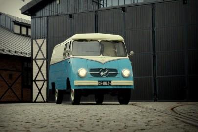 Nysa N59F – furgon do sprzedania za 125 000 złotych