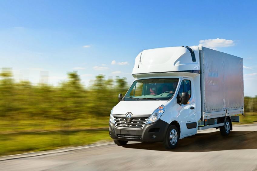 Renault Master liderem sprzedaży nowych busów w Polsce!