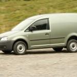 VW Caddy EcoFuel do serwisów – problem ze zbiornikiem CNG