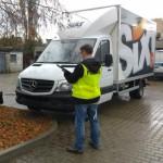 """Odzyskany Sprinter i odkryta """"dziupla"""" samochodowa"""