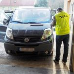 Skradzione Renault Master i Nissan Primastar w rękach policjantów