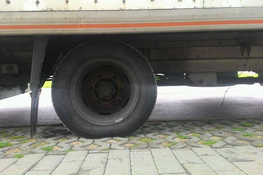 Sprinter zamiast 700 kg wozi po 3 tony – historia od Czytelnika