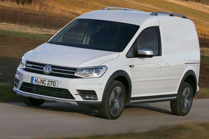 185 000 Caddy i T6 – rekordowy 2016 rok dla zakładów VW Poznań
