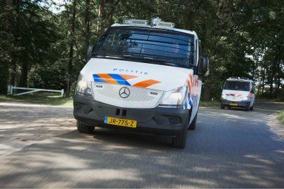 300 nowych Mercedesów Sprinterów dla holenderskiej policji