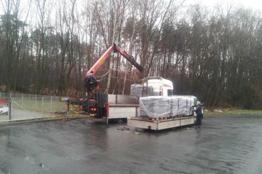 3,5-tonowe Iveco Daily na bliźniakach ważyło 5,3 tony