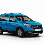 Dacia Dokker i Dokker Van – modele 2017 po lekkim faceliftingu