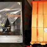Eksportówka z kontrabandą – nielegalne papierosy na pace Ducato