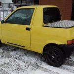 Fiat Cinquecento pick-up do kupienia za 5 000 złotych