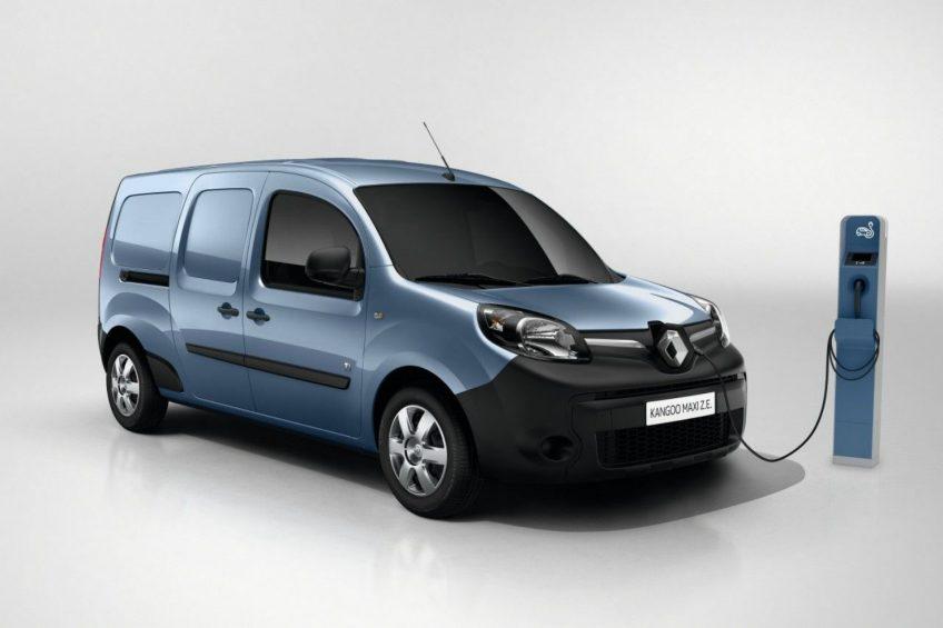 Renault Kangoo Z.E. z nowym napędem i 200-kilometrowym zasięgiem