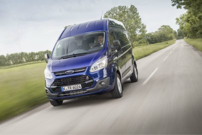 Hybrydowy Ford Transit Custom pojawi się w Europie w 2019 roku