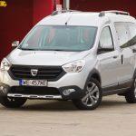 Test: Dacia Dokker Stepway – budżetowy kombivan (wideo, zdjęcia)