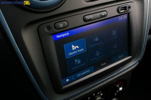 Test Dacia Dokker Stepway 1.2 TCe 7-calowy ekran MEDIA NAV-8