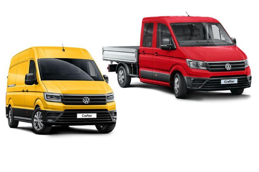 Ceny VW Craftera II generacji – od 87 010 zł netto za furgon