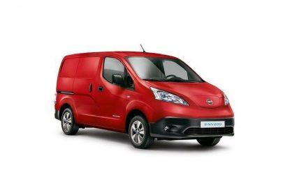 Nissan e-NV200 najpopularniejszym elektrycznym vanem w Europie