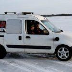 Renault Kangoo z 500-konnym turbodieslem i napędem na tył