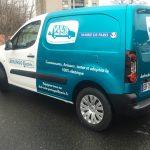 W Paryżu można wypożyczyć elektryczne auta dostawcze
