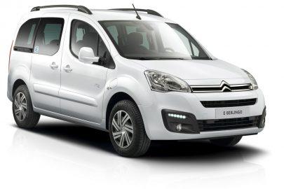 Citroën E-Berlingo Multispace z zasięgiem do 170 kilometrów