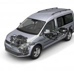 Volkswagen Caddy ma problem ze zbiornikiem CNG