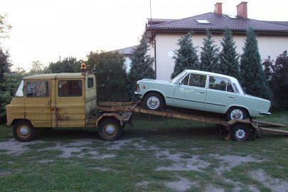 Żuk A16B ciągnik siodłowy-laweta do kupienia za 21 900 zł