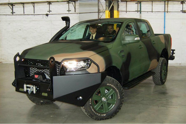 Ford Ranger Dla Polskiego Wojska 882 Sztuk Do 2022 Roku