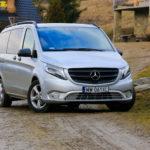 Test: Mercedes Vito Tourer 116 CDI – na dalekie trasy (wideo, zdjęcia)