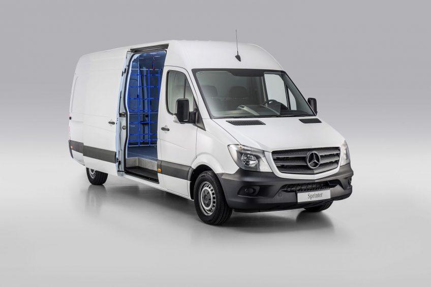Rejestracje nowych pojazdów dostawczych – maj 2017
