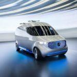 Elektryczny Mercedes Sprinter będzie produkowany w Düsseldorfie