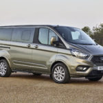 Ford Tourneo Custom po faceliftingu na rynku od 2018 roku