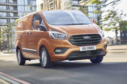 Ford Transit Custom przeszedł facelifting – w salonach od 2018 roku