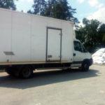 Iveco Daily miało 590 kg ładowności – ważyło 6,4 tony