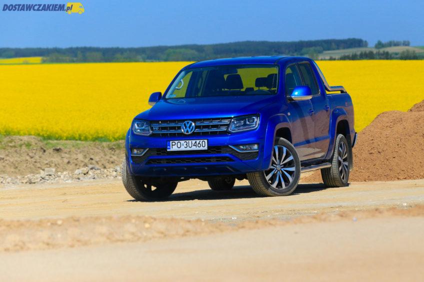 Test: VW Amarok 3.0 TDI – pick-up klasy premium (wideo, zdjęcia)
