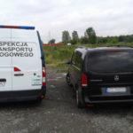 Woził Mercedesem Vito pasażerów – do 8 000 zł za brak licencji