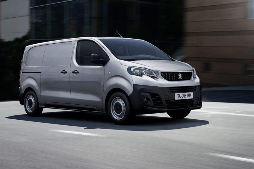 Peugeot Expert i Traveller z wadliwie zamontowaną klimatyzacją