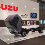 Isuzu M21 z nowym silnikiem Euro 6 bez AdBlue