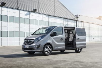 Opel Vivaro Tourer i Vivaro Kombi Elegance – nowe wersje minibusów