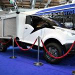 Ursus ELVI – prototyp elektrycznego dostawczaka jeszcze w 2017 roku